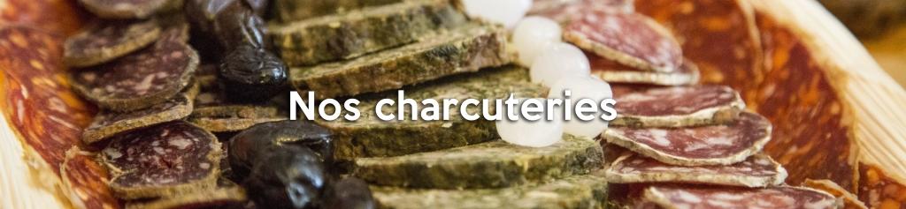 Nos charcuteries